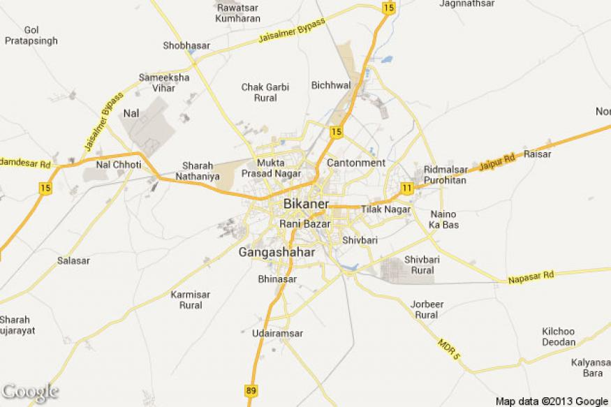 IAF Jaguar aircraft crashes near Bholasar, pilots escape unhurt