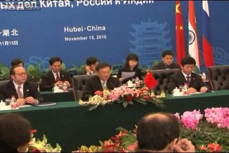 India, China, Russia to hold trilateral meet on Afghanistan