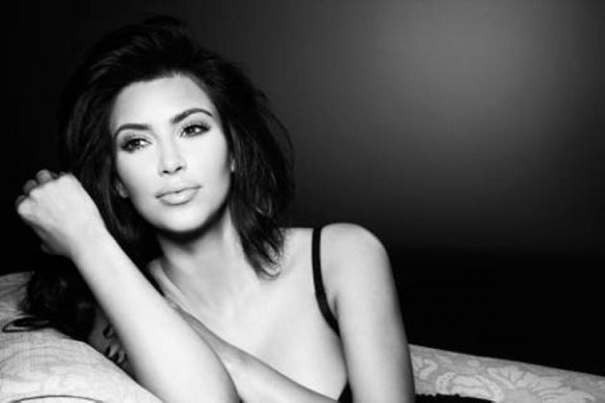 Kim Kardashian hits out at critics, denies using photoshopped image