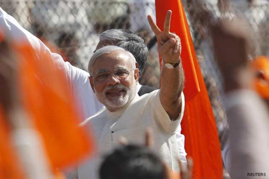 Gorakhpur: Modi rally stage likely to be replica of Gorakhnath temple