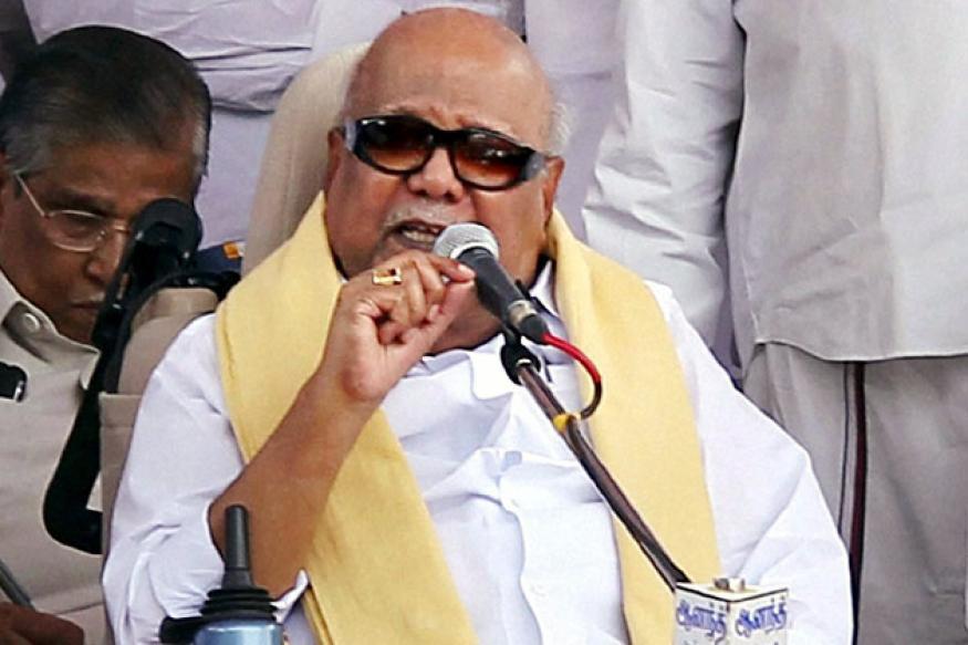 No talks on alliance with DMDK for LS polls held: Karunanidhi
