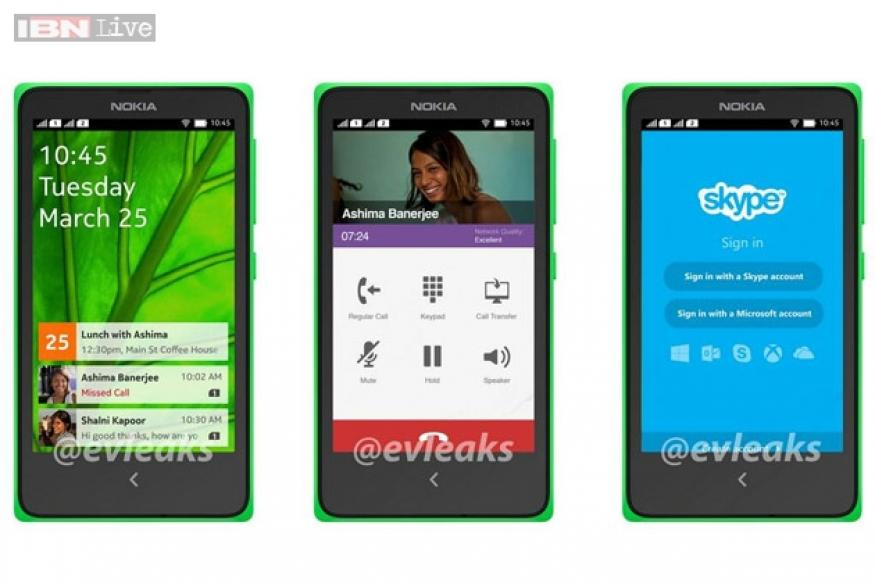 Nokia's Android phone might come with 4-inch display, 5MP camera, Google Play