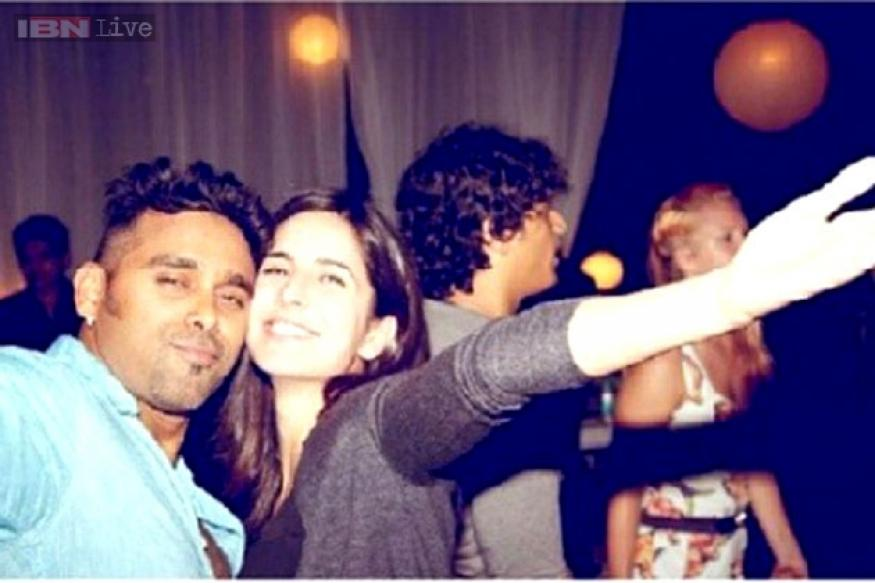 Snapshot: When Ranbir Kapoor, Katrina Kaif attended choreographer Bosco Martis' birthday bash