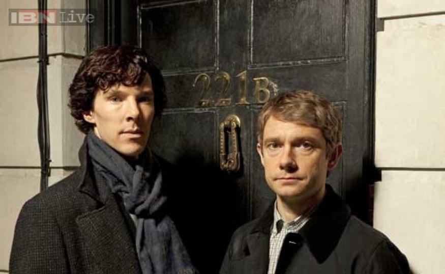 'Sherlock' to return for seasons 4 and 5