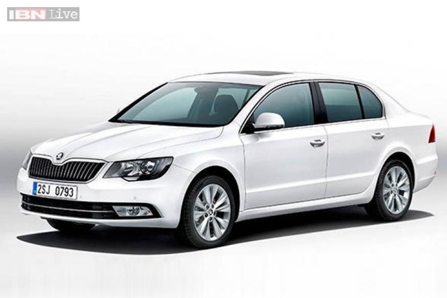 Skoda to showcase facelifted Superb at Auto Expo 2014