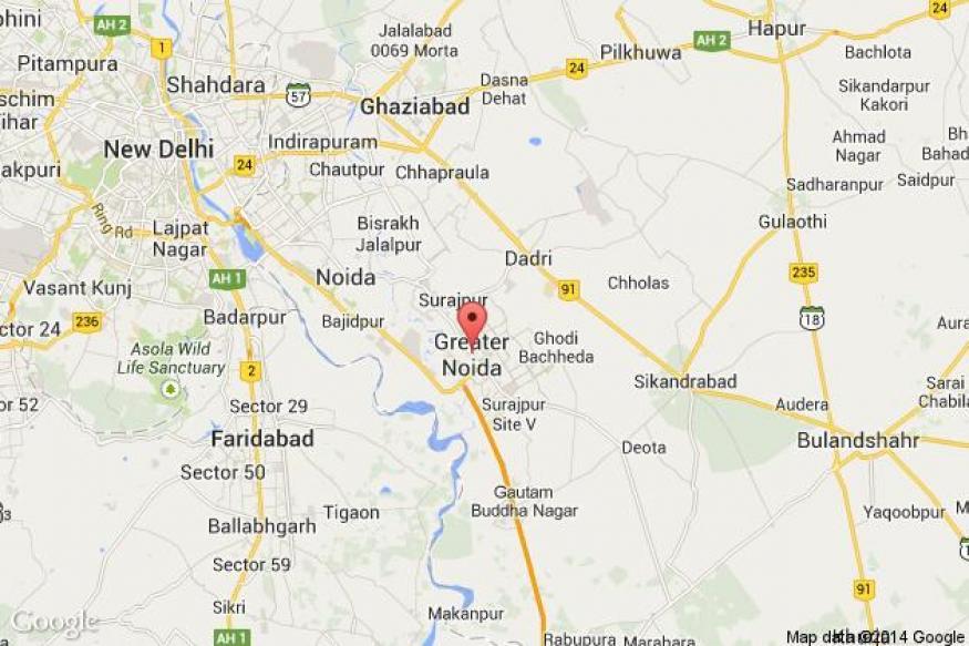 Talks between farmers, UP industrial authority fail