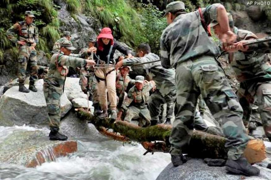 UP government to give aid to kins of Uttarakhand flood victims soon