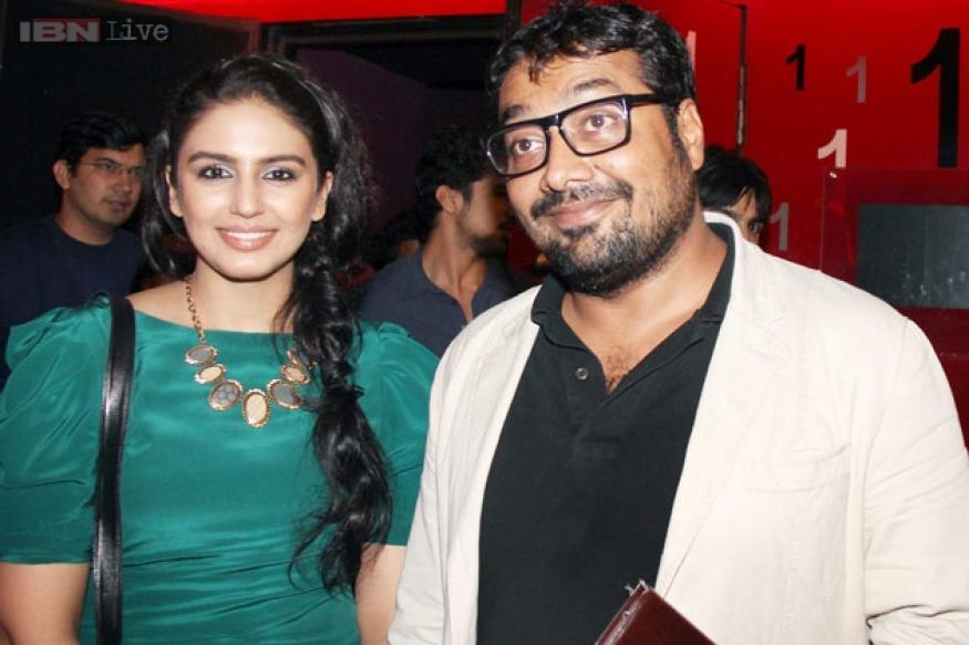 Huma is being targeted: Anurag Kashyap on link up rumours