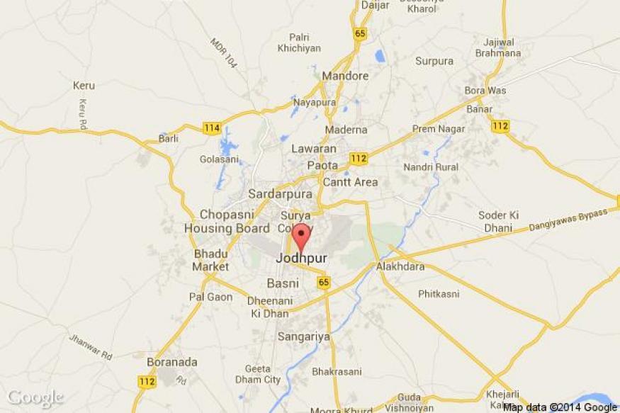 Wheelchair facility introduced at Jodhpur railway station