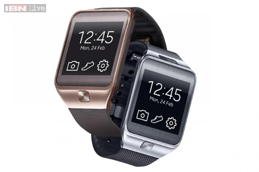 Samsung's new Gear 2, Gear 2 Neo smartwatches have fitness features