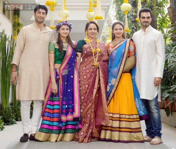 Ahana Deol has a private mehendi ceremony ahead of marriage to Vaibhav Vora