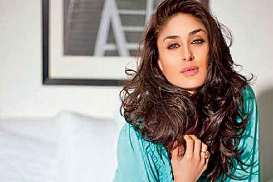 Kareena Kapoor shoots with international crew for ad campaign