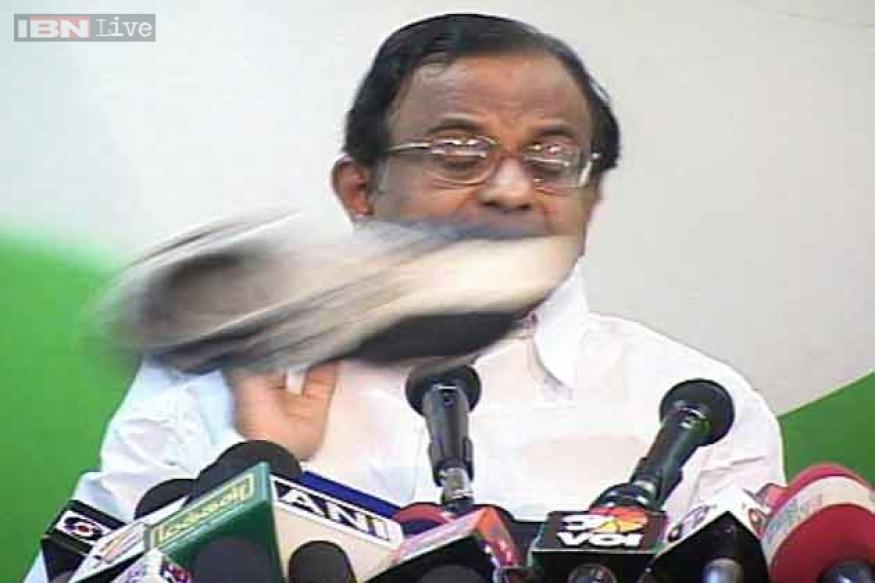 AAP gives Lok Sabha ticket to man who hurled shoe at Chidambaram