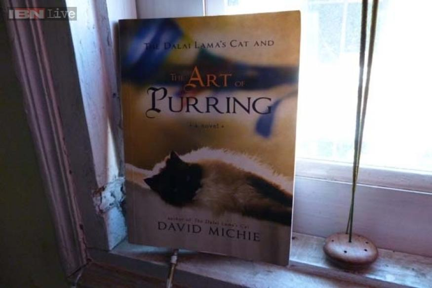 'The Dalai Lama's Cat and the Art of Purring' is definite winner