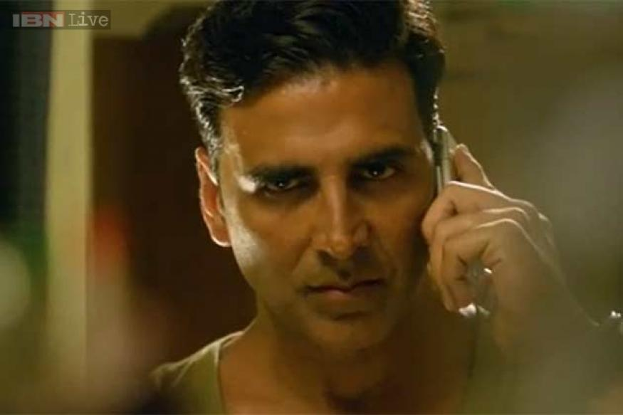 'Holiday' trailer: Akshay Kumar plays an undercover agent