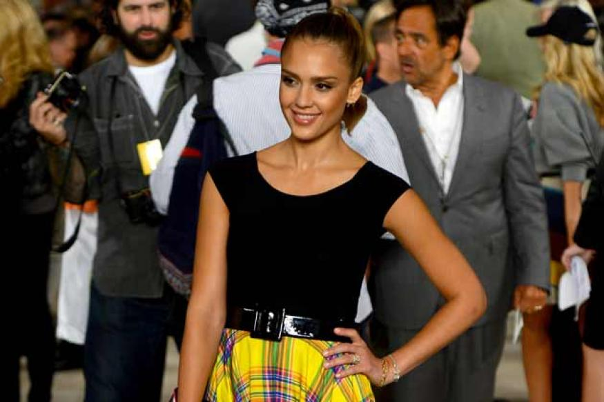 You don't have to be appropriate all the time: Jessica Alba