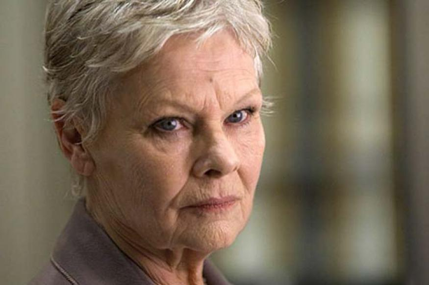 I cannot read anymore: Judi Dench on fading vision