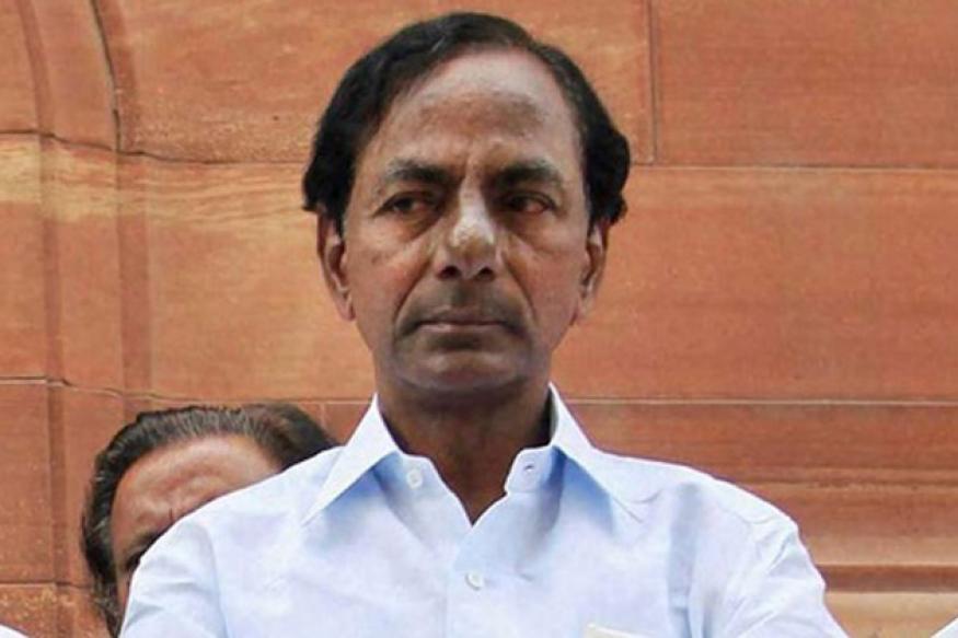 KCR to enter Congress via Telangana?
