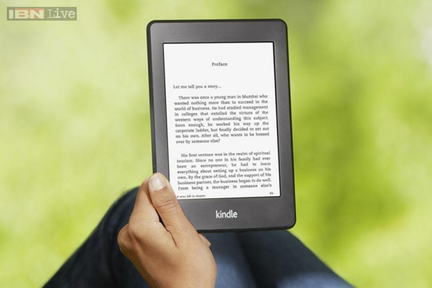 Amazon's new Kindle Paperwhite goes on sale, available for Rs 10,999