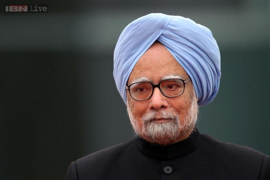 Manmohan Singh congratulates Nepal's new PM