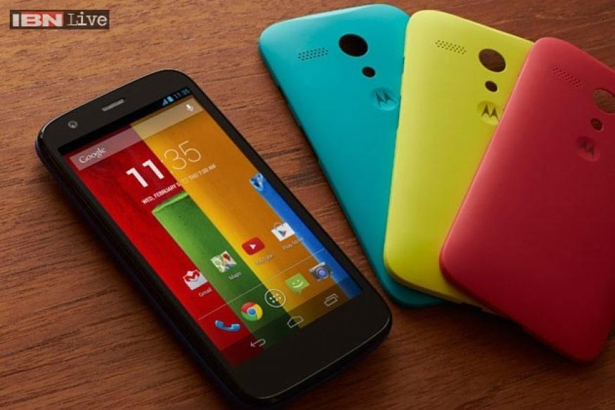 Motorola Moto G review: Great price for a good phone