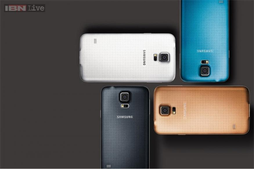Samsung Galaxy S5: Full specifications