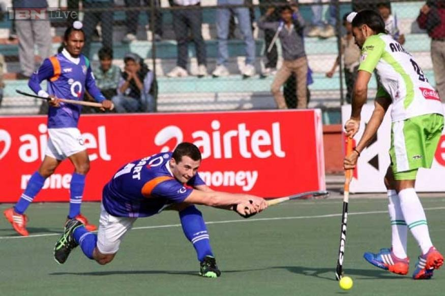 Delhi Waveriders beat UP Wizards 4-3 in HIL