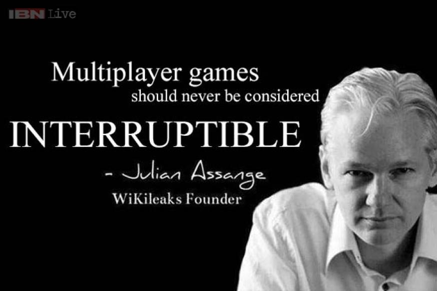 Funny 'Assange endorsing things' meme pokes fun at BJP's embarrassment over WikiLeaks' 'incorruptible' comment