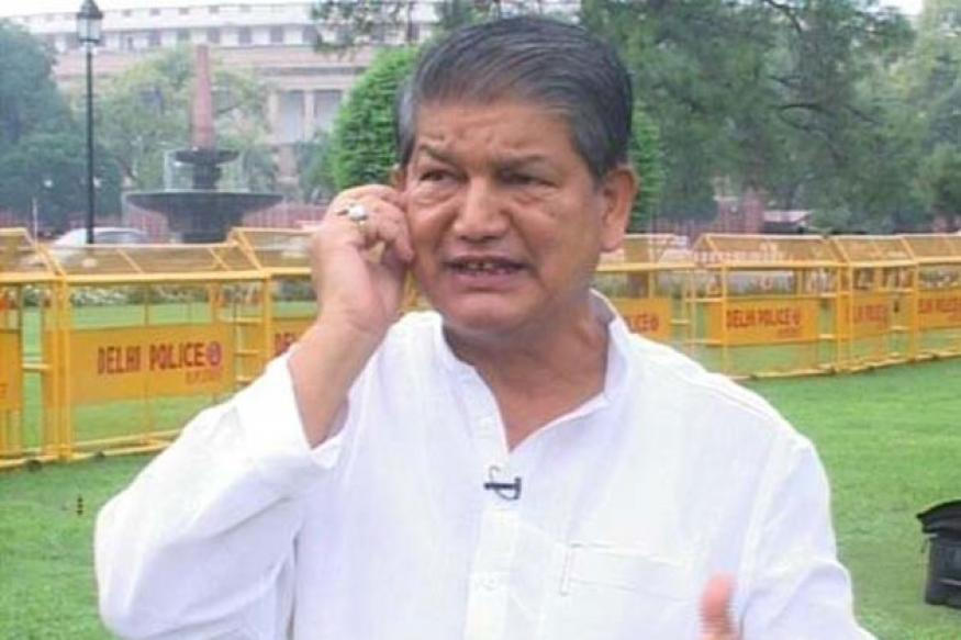 EC issues notice to Harish Rawat for violating poll code, seeks explanation