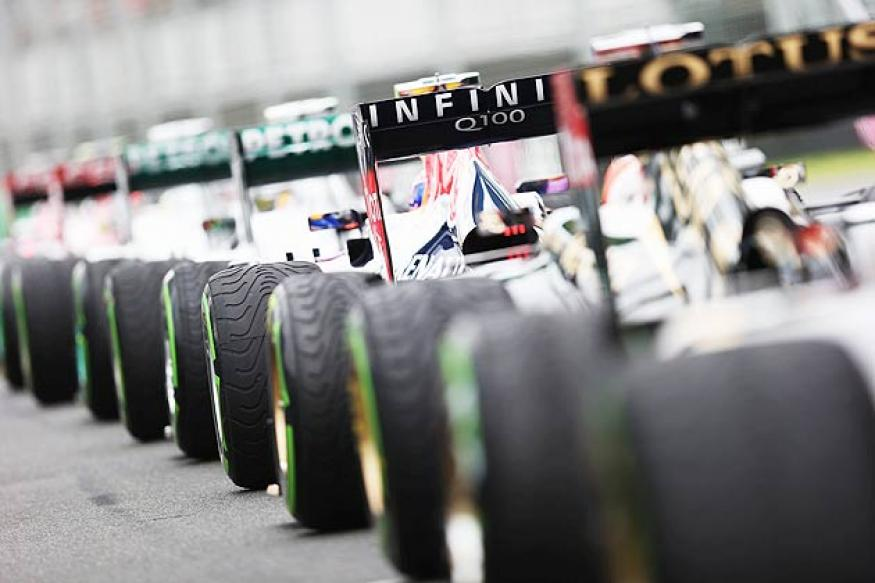 New engine, new rules and new sound for Formula One in 2014