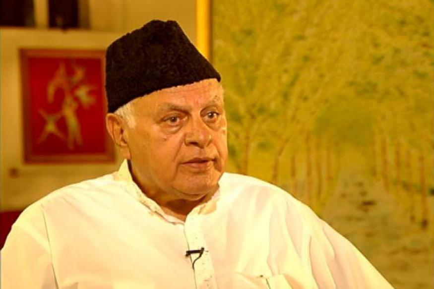 Chaos in J&K Assembly on Farooq Abdullah's 'Kashmiris are thieves' remark