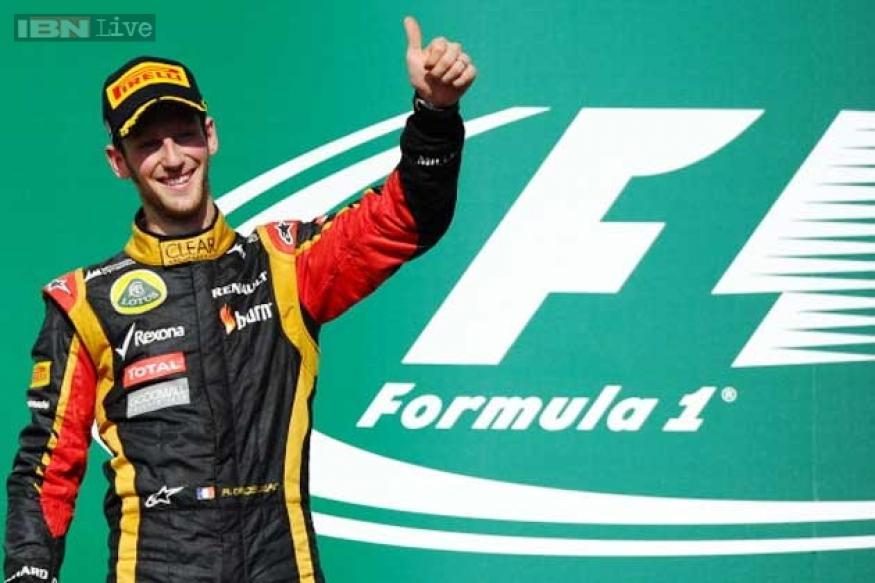 Lotus braced for tough start to Formula One season