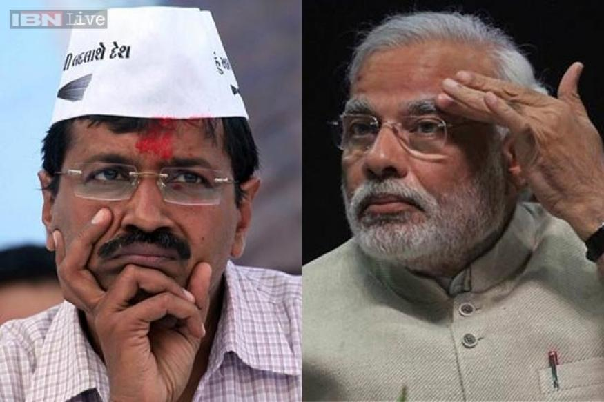 Kejriwal decides to play party pooper in Modi's presidential campaign