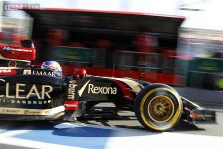 Lotus re-emerge as Formula One points contender
