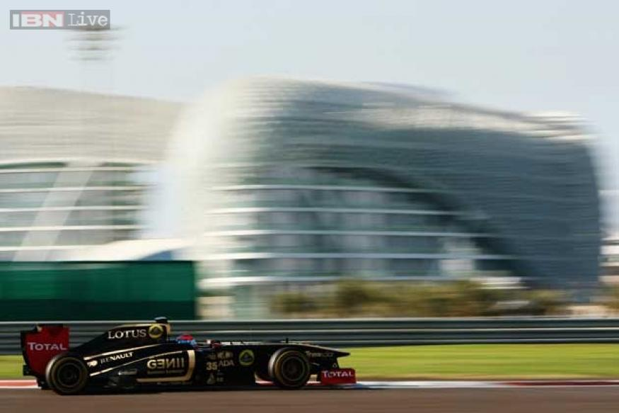 Lotus face struggle at F1 Australian GP
