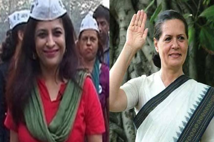 LS polls: AAP's Shazia Ilmi denies contesting against Sonia Gandhi