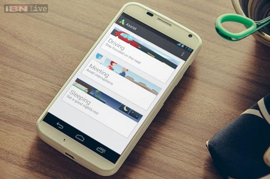 Moto X review: An impressive offering that can bring some shine back on Motorola
