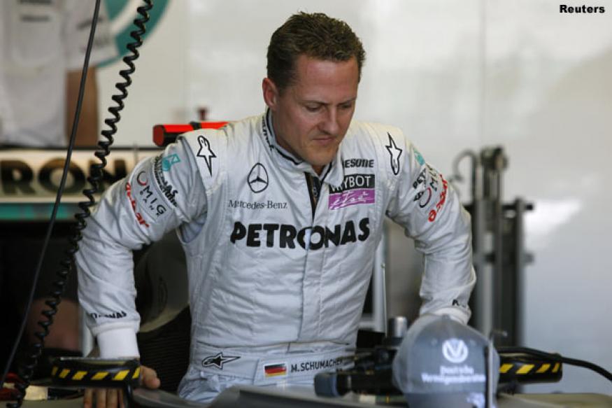 Michael Schumacher's wife building a 10-million-pound medical suite for his care