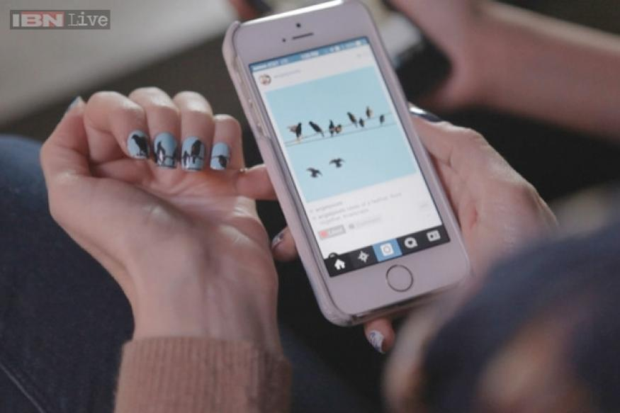 NailSnaps: A new app that helps you turn your Instagram photos into nail stickers