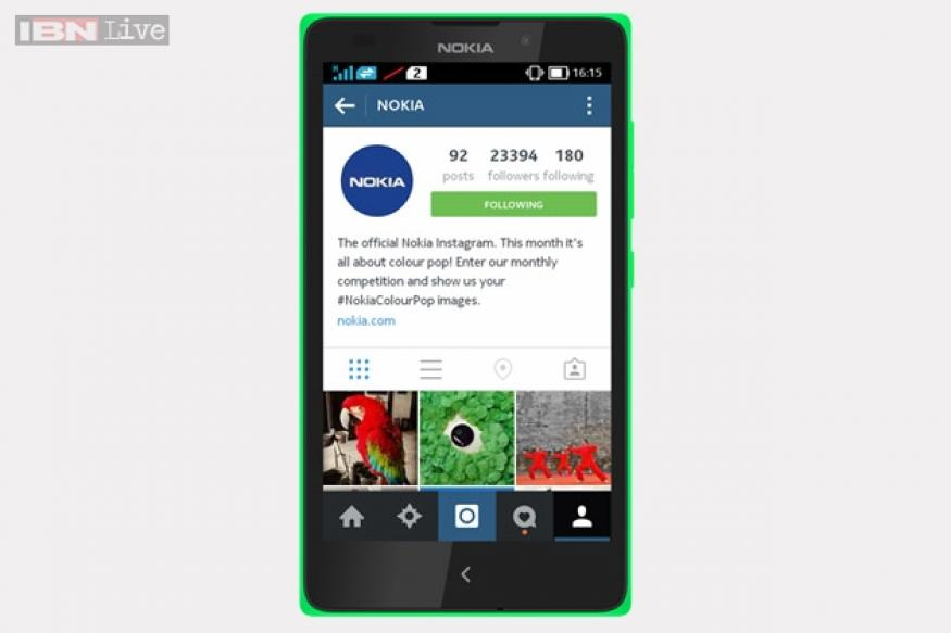 WhatsApp, Instagram now available for Nokia X