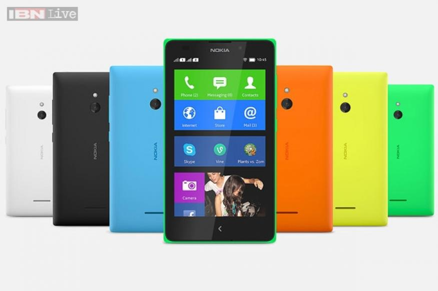 Nokia's X+, 5-inch XL Android phones to be available in India by May