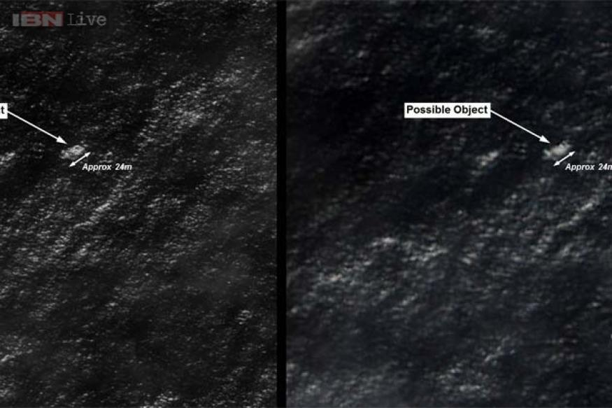 Photos: Could these two objects spotted floating in southern Indian Ocean give leads to Flight MH370's disappearance?