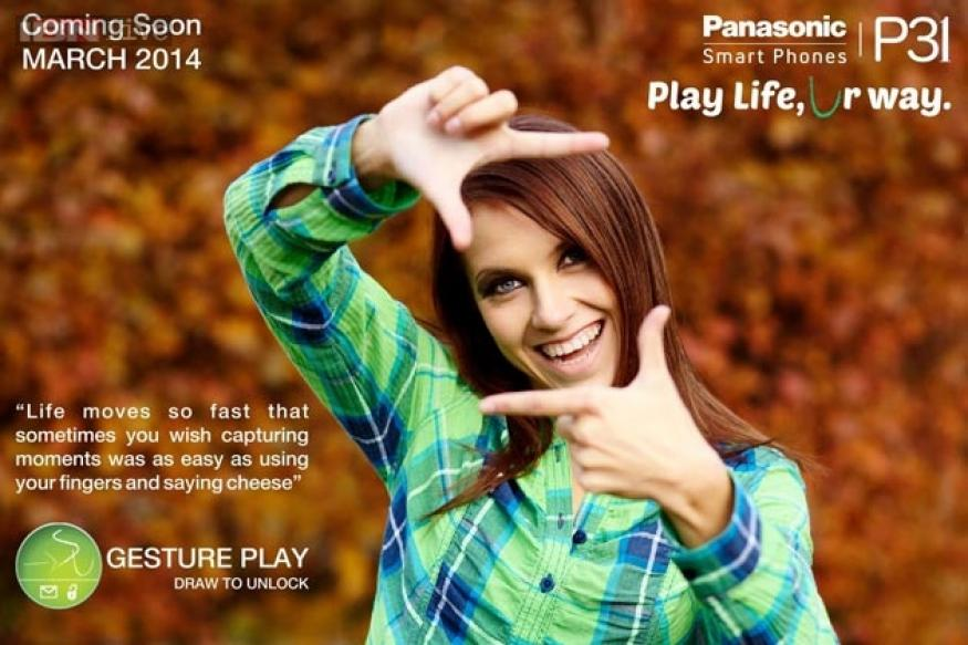 Panasonic P31 smartphone to be launched in India on March 6
