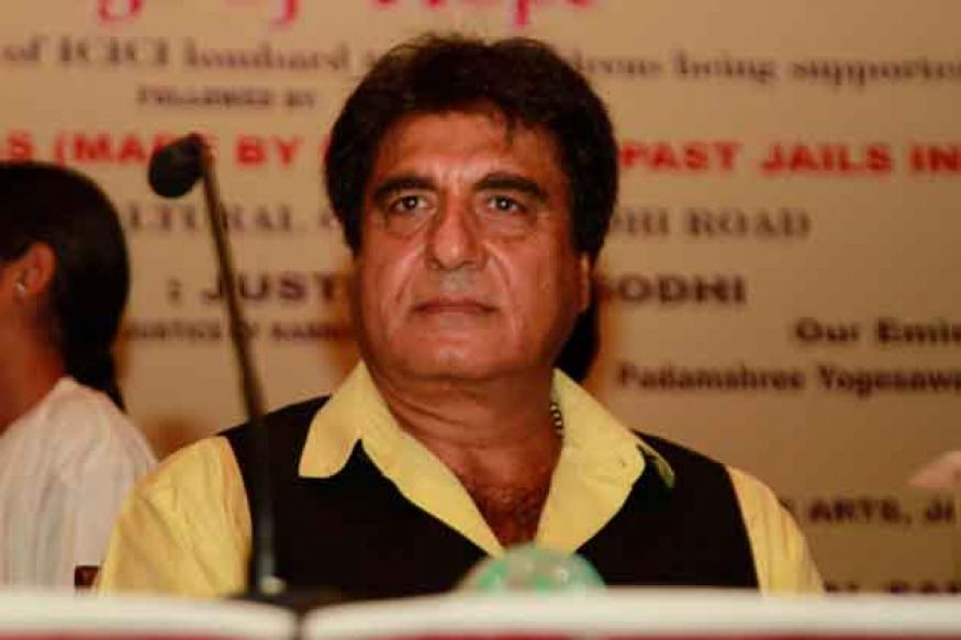 Raj Babbar booked for violating Model Code of Conduct