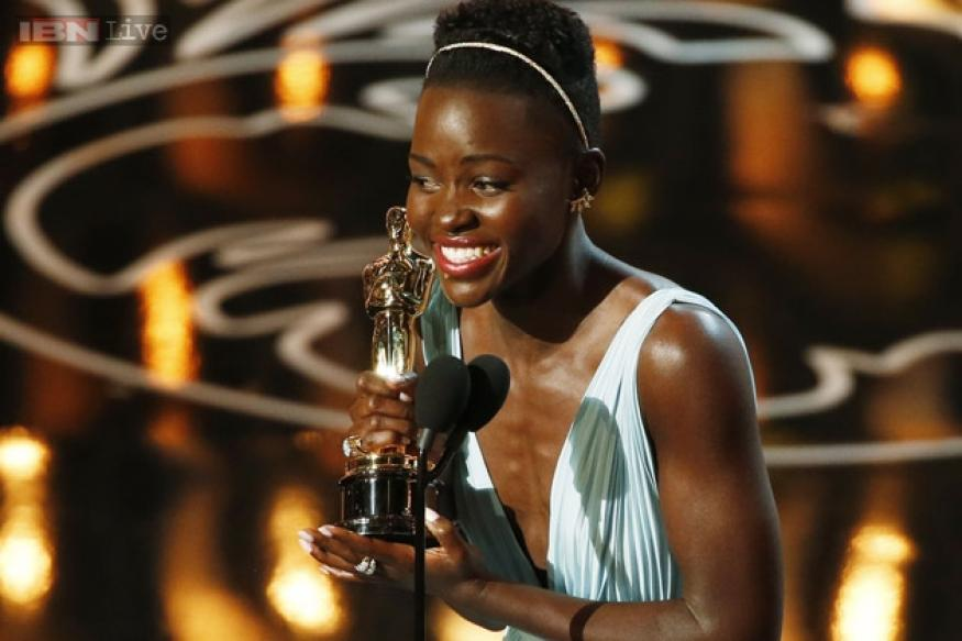 Oscars 2014: Lupita Nyong'o wins best supporting actress