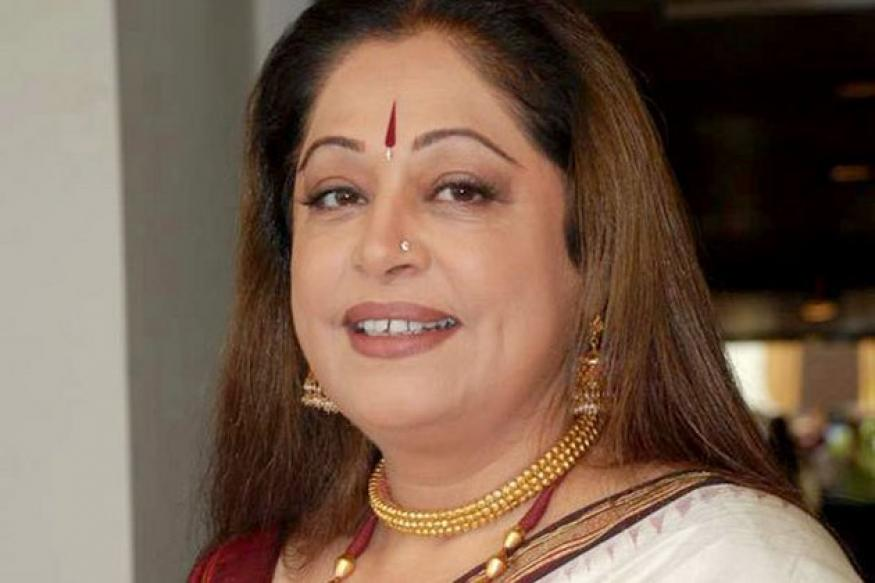 Want to be real, not act as a politician: BJP's Kirron Kher