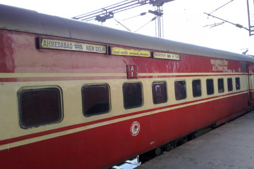 'Alert' railway staff helps avert major mishap on Ahmedabad-bound Rajdhani train