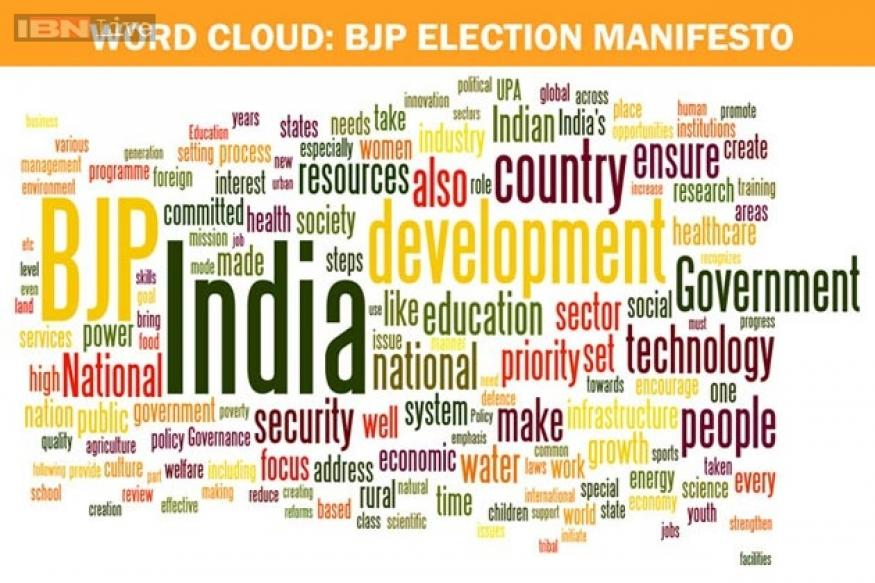Full text: BJP manifesto for 2014 Lok Sabha elections