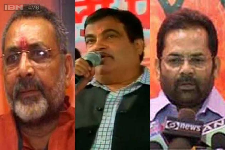 BJP faces the heat as leaders make controversial remarks