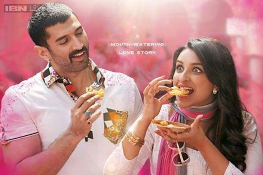 'Dawat-e-Ishq' first look: Will Aditya Roy Kapoor and Pareenti Chopra cook up a delicious love story?